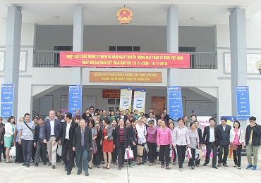 World Diabetes Day meeting's message in Vietnam: Re-emphasize the role of Physical activity