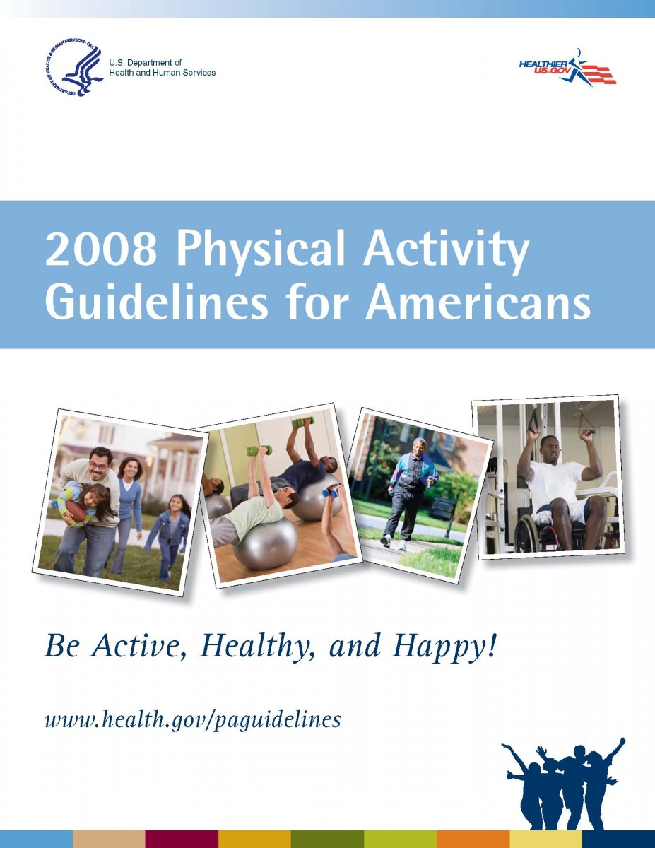 The 2008 Physical Activity Guidelines for Americans