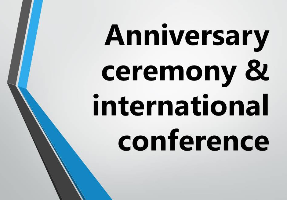 The 60th year anniversary ceremony of Physiology Department & Physical Activity conference
